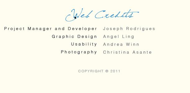 Web Credits